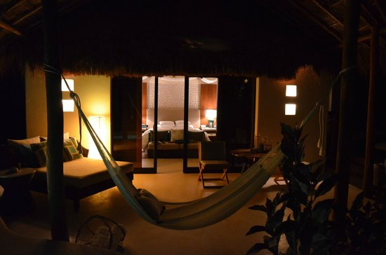 Viceroy Riviera Maya: ready for bed...