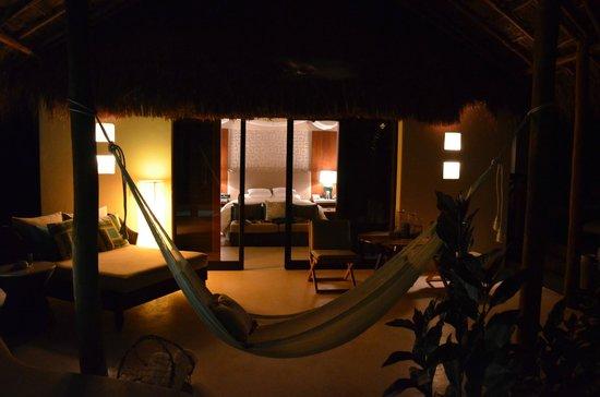 Viceroy Riviera Maya : ready for bed...