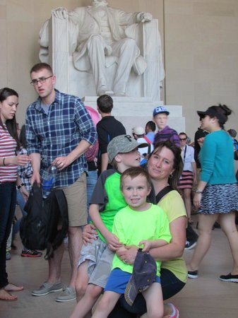 National Mall : Lincoln Memorial
