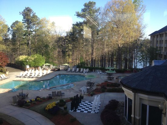 Atlanta Evergreen Marriott Conference Resort : pool
