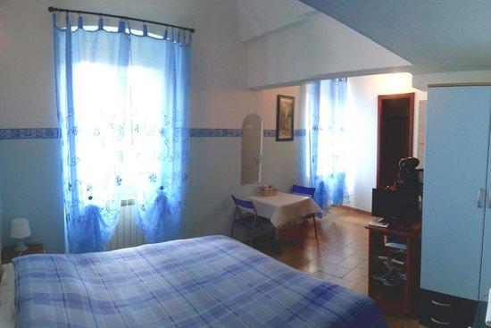 Da Vasco: Camera Azzurra/Blue Room