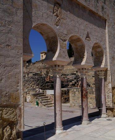 Conjunto Arqueológico Madinat Al-Zahra: PARTE DE LAS RUINAS DE MADINAT AL-ZAHRA