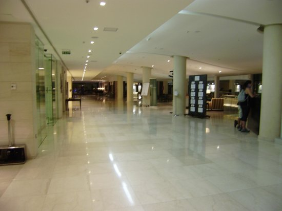 Le Meridien Lav Split: Vale o lobby