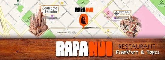Rapa Nui Frankfurt & Tapes