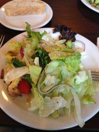 Ennio's Pasta House: Starter Salad
