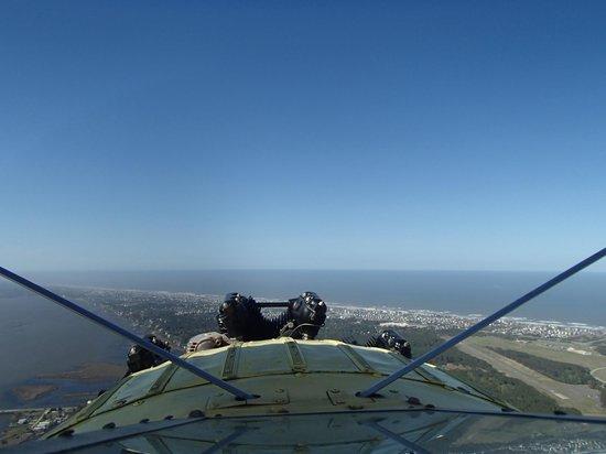 Barrier Island Aviation: Coastline