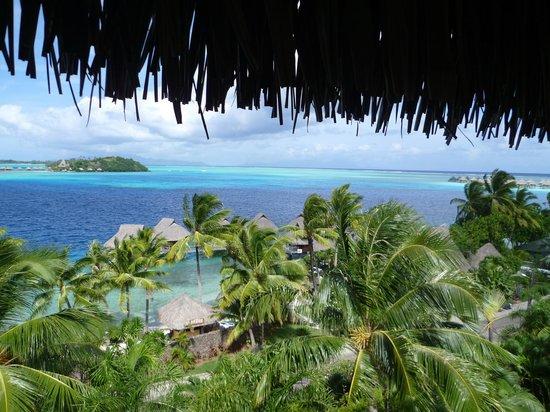 Maitai Polynesia Bora Bora: View from room #75