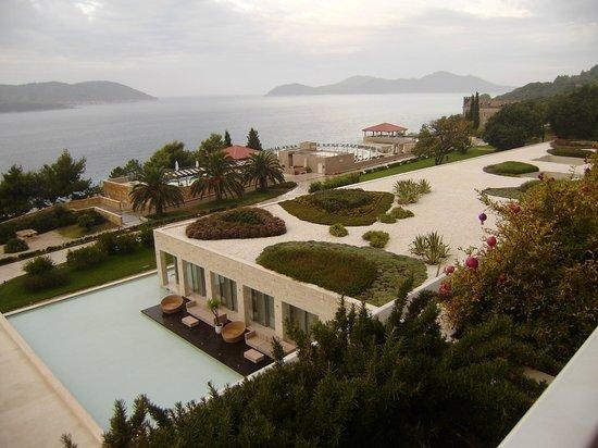 Sun Gardens Dubrovnik: Que vista do quarto