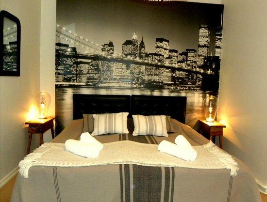 A Marican Hostel & Hotel: Room 202