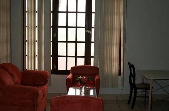 Hotel La Posada del Arcangel: Apartment