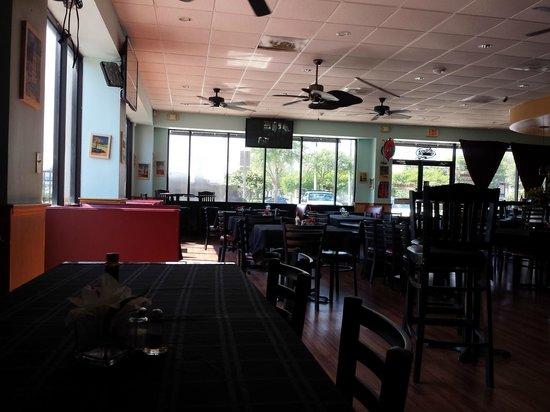 Mambo's Restaurant: Interior