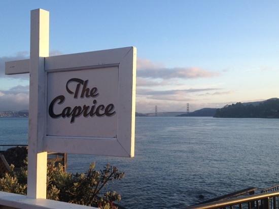 The Caprice: Enjoy!