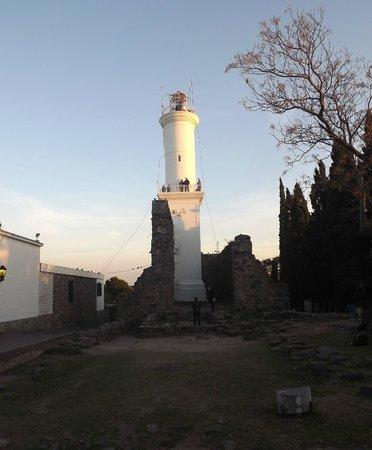 Leuchtturm von Colonia del Sacramento: Vista linda!