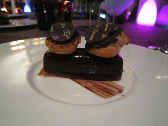 Domaine de Barive : dessert