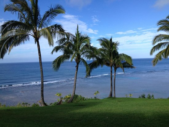 Sealodge at Princeville: Just another day in paradise