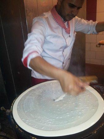 Quick Pizza Luxor: crepe