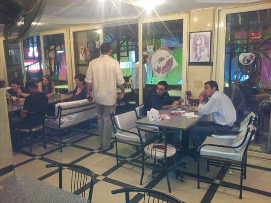 Quick Pizza Luxor: Loved the place