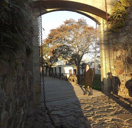 Puerta de la Ciudadela : Bela imagem