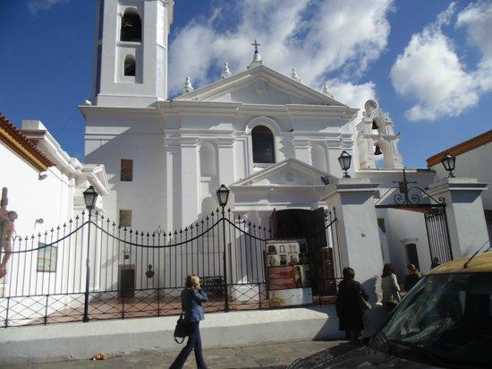 Recoleta: Iglesia del Pilar