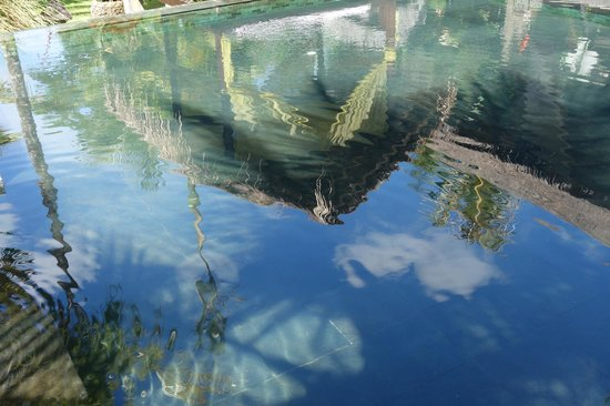 The Mansion Resort Hotel & Spa: reflections