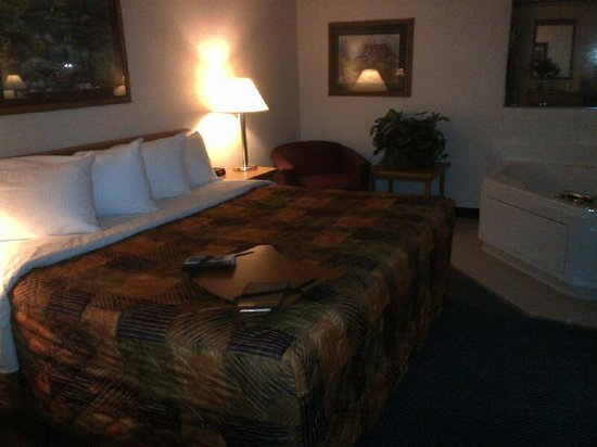 AmericInn Lodge & Suites North Branch: King Size Room Option