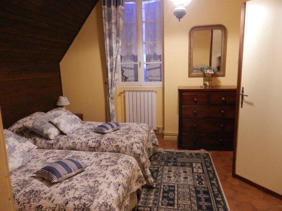 Domaine les Bertrands : 宿泊した部屋