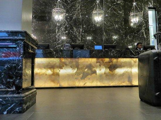 Radisson Blu Edwardian Grafton Hotel : Reception