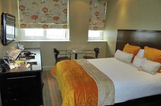 Radisson Blu Edwardian Grafton Hotel: Standard Room