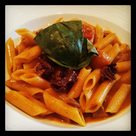 Goods diner: Penne duck curry: disaster in a bowl