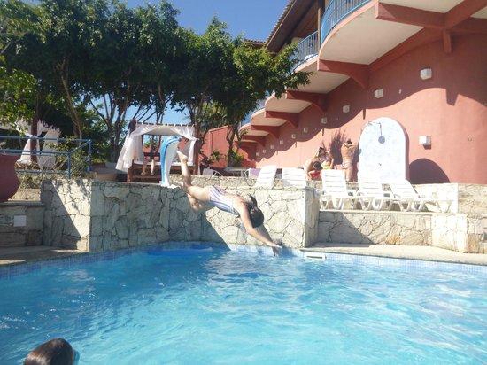 Coronado Beach Hotel : Pileta para disfrutar