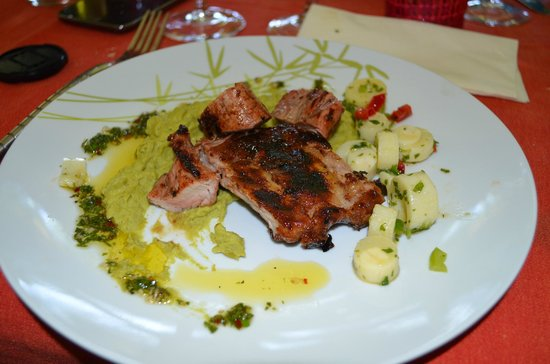 Mapuyampay Lodge Gastronómico: Curso de gastronomia
