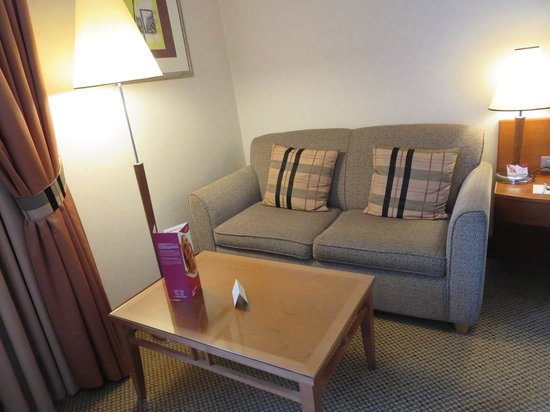 Crowne Plaza Hotel Brussels Airport : 部屋