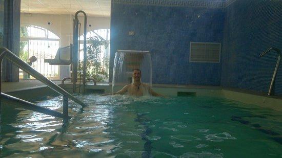 Royal Oasis Club at Pueblo Quinta : The spa