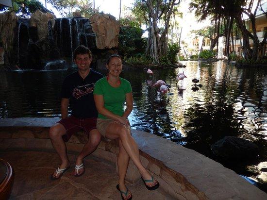 Westin Maui Resort And Spa : Hotel lobby