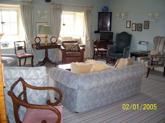 The Priory Hotel : Private Lounge