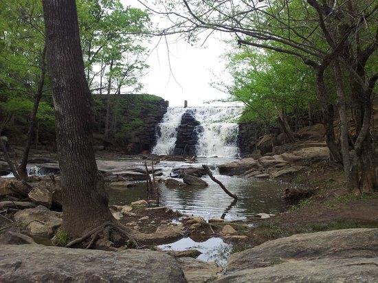 Chewacla State Park: Chewacla Falls