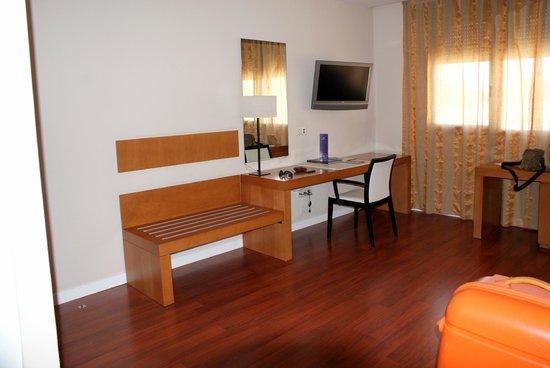 Hotel Granada Palace: habitacion