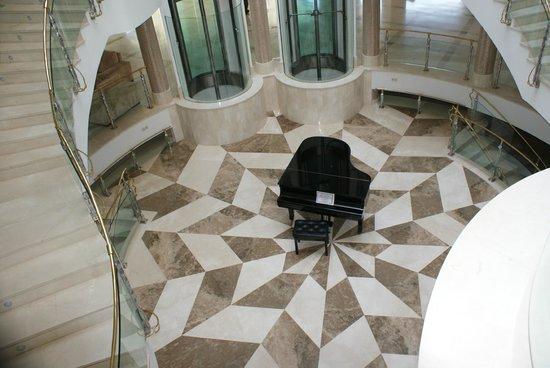 Hotel Granada Palace: piano
