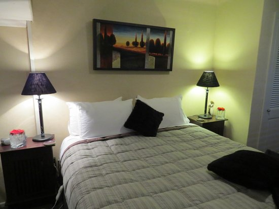 Beersheba Boutique Accommodation: bedroom