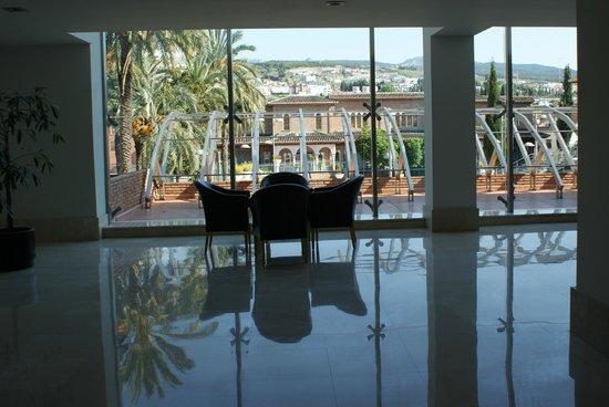 Hotel Granada Palace: planta