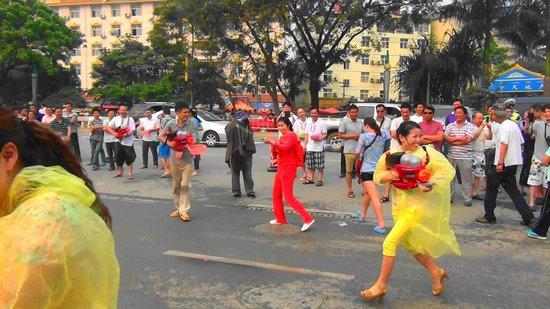 Xishuangbanna: Water War