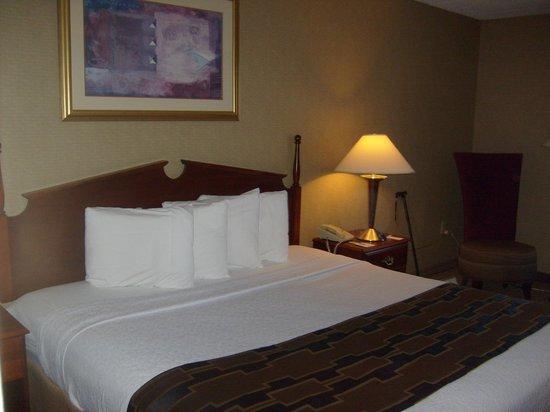 America's Best Inns & Suites: Bed