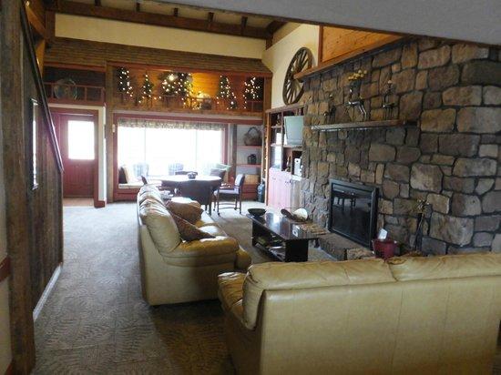 Canna Country Inn : Sitting Area