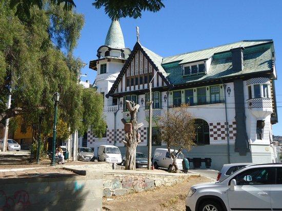 Valparaiso Walks: Otro edificio