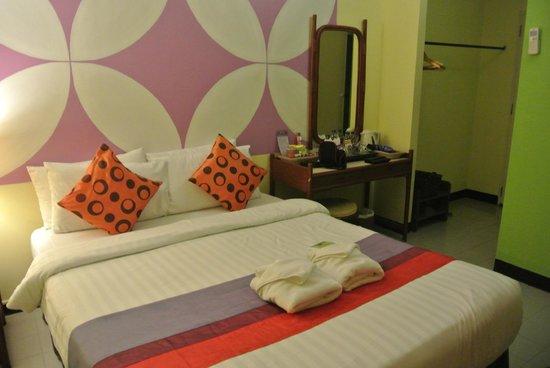 Sawasdee Sukhumvit Inn: Room