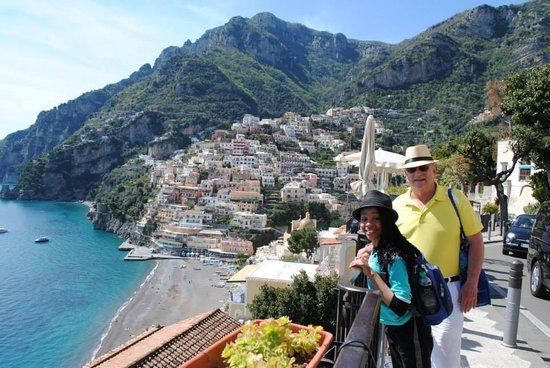 Il Nido Hotel Sorrento: Positano - 40 min from hotel