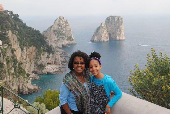 Il Nido Hotel Sorrento: Capri