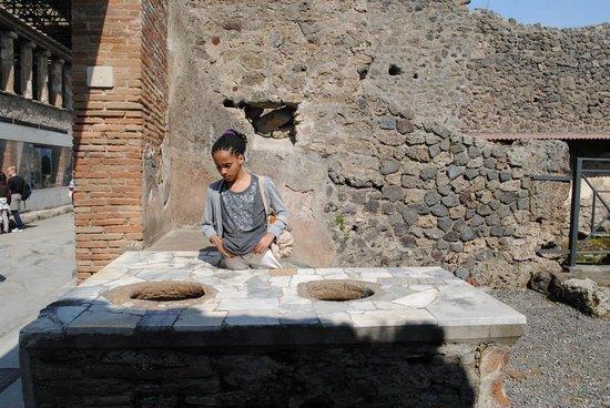 Il Nido Hotel Sorrento: Pompeii