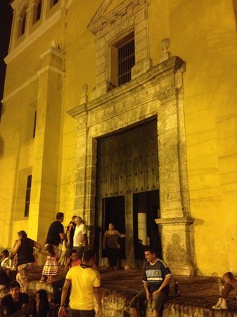 Iglesia de la Trinidad : Iglesia