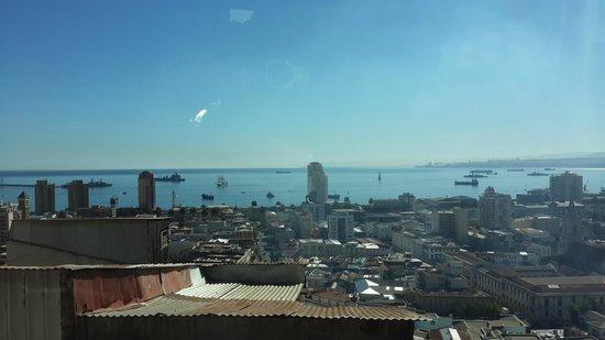 Valparaiso Walks: Panorámica del puerto